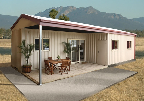 Tricontrade - Container homes cape town ...